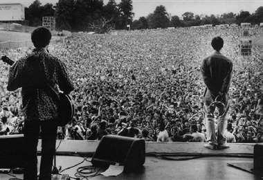Fue considerado  el Woodstock de los años 90
