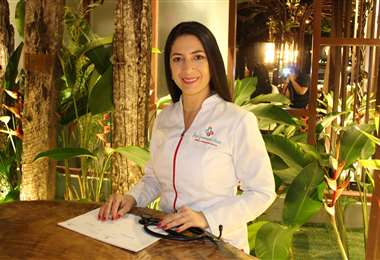 Dra Geannine Pinto