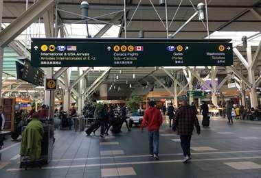 Los aeropuertos flexibilizan los requisitos en EEUU