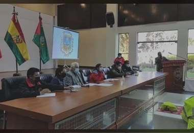 La reunión del COEM se llevó adelante este jueves