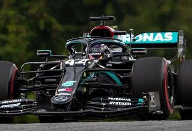 Lewis Hamilton es el piloto número 1 de Mercedes. Foto: Internet