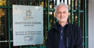 Osvaldo Podhajce encabeza la investigación argentina contra el Covid