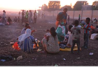 La crisis alimentaria es complicada en Tigré