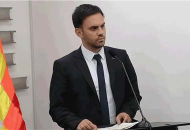 El ministro Eduardo del Castillo anunció que se procesarán a las dos mujeres.