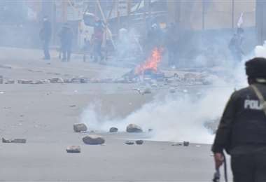El conflicto cocalero entra en su segunda semana (Foto: APG Noticias)
