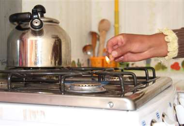 En algunas cocinas de San Julián se siente olores extraños al habitual