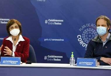 Autoridades chilenas levantan las restricciones por Covid-19