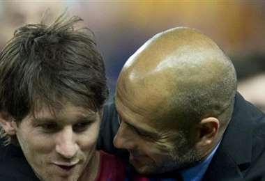Messi-Guardiola, un reencuentro de altura