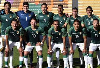 La selección volverá a jugar el 7 de octubre por las eliminatorias. Foto: Internet