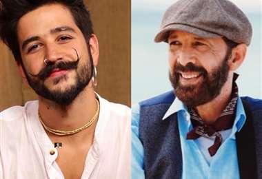 Camilo y Juan Luis Guerra
