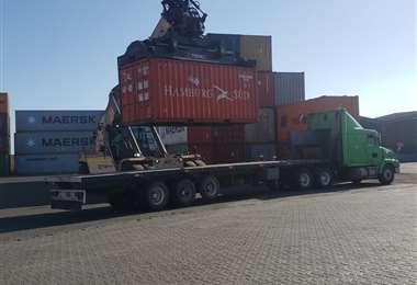 Por la tensión se frenan las importaciones bolivianas desde Arica