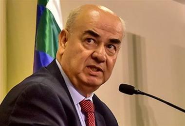 José Luis Parada, ex ministro de economía. Foto: ARCHIVO