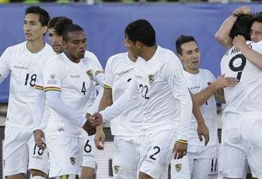 En la Copa América de 2015, Bolivia derrotó a Ecuador (3-2). Fue en Chile. Foto: Internet