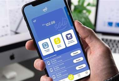 Soli se puede descargar para Android e iOS