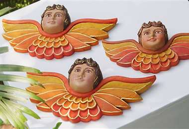 Angelitos chiquitanos