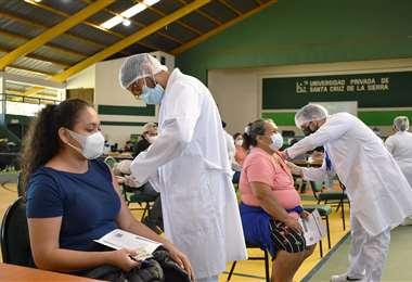 El 40% de la población cuenta con el esquema completo de vacunación