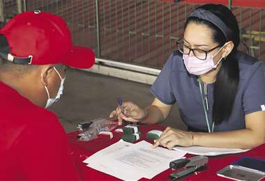 El punto de vacunación en La Ramada funcionará hasta este viernes