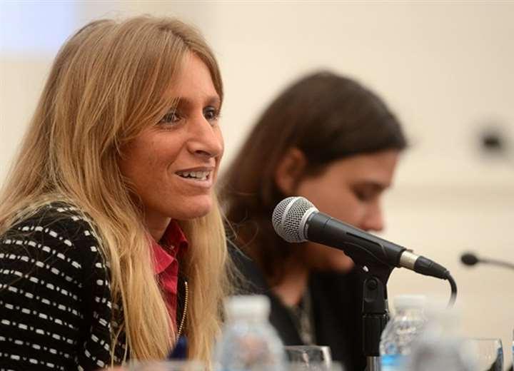 Florencia Carignano, directora de Migración de Argentina