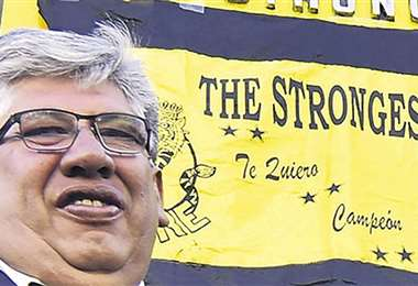 Ronald Crespo, titular atigrado