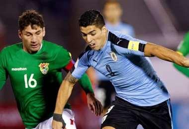 Uruguay venció (4-2) a Bolivia la última vez que jugaron en Montevideo. Foto: Internet