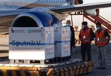 El cargamento que llegó desde Rusia I Ahora el Pueblo.