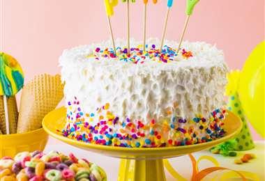 Origen del pastel de cumpleaños