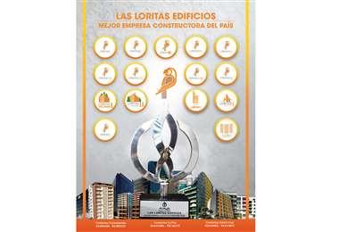 La empresa ha desarrollado 15 proyectos en La Paz, dos en Santa Cruz y uno en Cochabamba