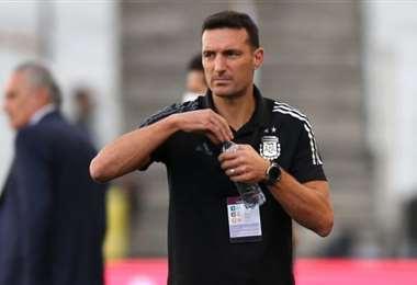 Lionel Scaloni es el seleccionador de Argentina. Foto: Internet