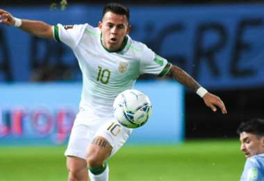 Bolivia perdió ante Uruguay y ahora irá por puntos a Argentina. Foto: FBF
