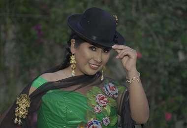 Eva Copa, alcaldesa de El Alto I Facebook.