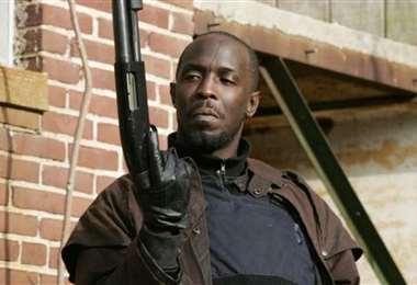 Su papel de Omar en The Wire lo hizo famoso