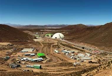 La minería es uno de los sectores que demuestra mayor crecimiento en la economía (Archivo)
