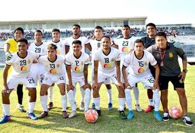 Ciudad Nueva Santa Cruz jugará la Copa Simón Bolívar.