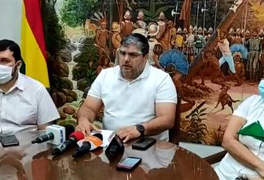 Cívicos denuncian persecución y amedrentamiento contra Calvo