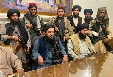 Nuevo gobierno en Afganistán. Foto RFI