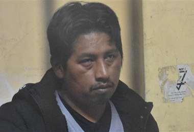 Uno de los acusados por el asesinato de Mayerly