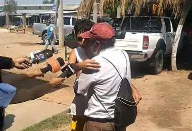 El padre de Adhemar pide la liberación de su hijo asegurando que tiene problemas mentales