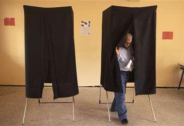 Elecciones en Marruecos Foto AFP