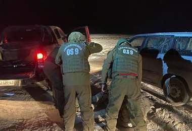 Militares bolivianos detenidos en Chile I La Tercera.