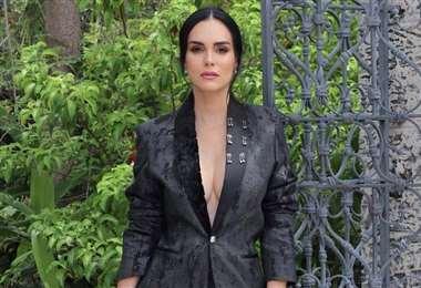 """Scarlet Ortiz participó en la exitosa telenovella colombiana """"Yo soy Betty, la fea"""""""