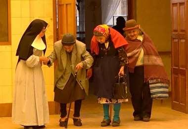 Hogar La Sagrada Familia