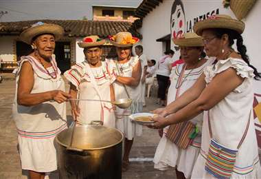 Imagen de archivo del Festival Posoka Gourmet