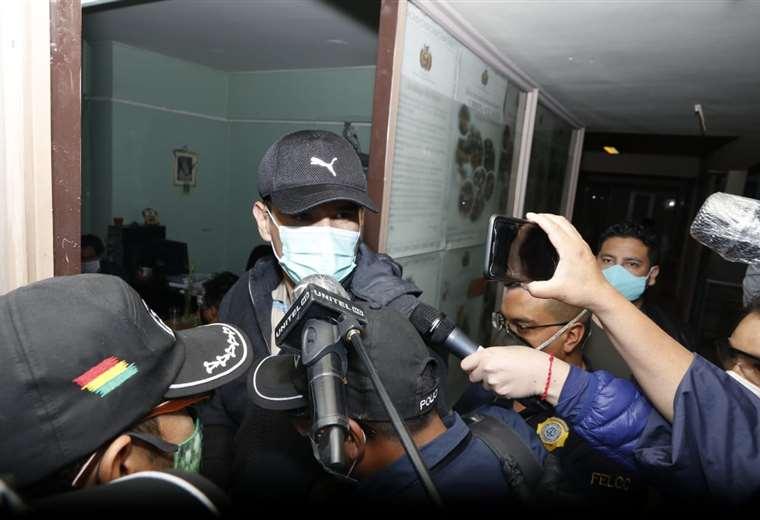 Defensa de José María Leyes califica de ilegal su aprehensión – Noticias Bolivia