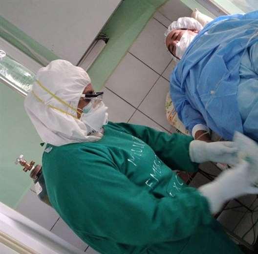 Llegan a Trinidad 11 médicos y enfermeras de Chuquisaca para apoyar en la lucha contra el coronavirus – Noticias Bolivia
